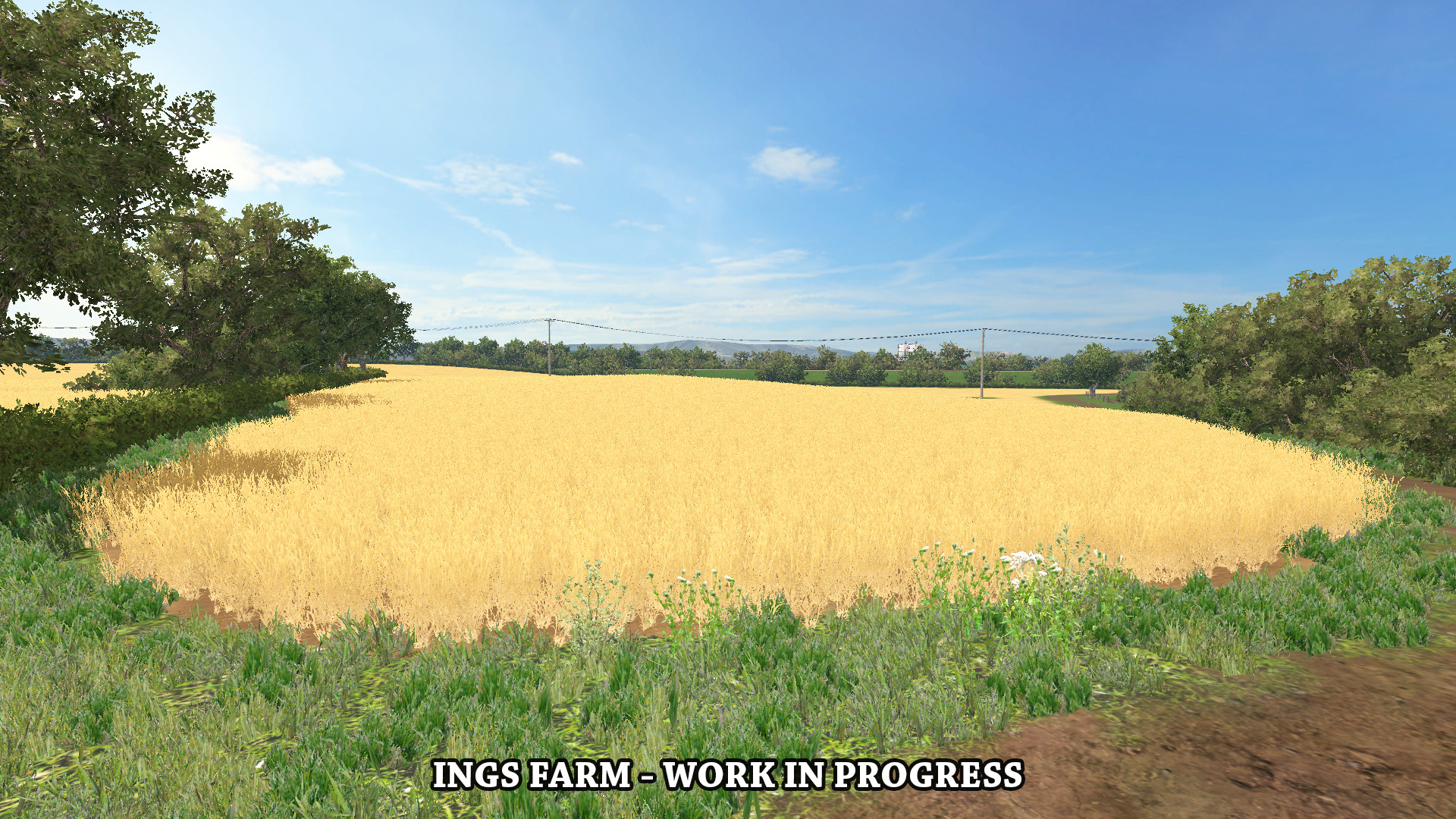 Farming Simulator Ings Farm MAP Video FS Farming - Fs 17 us map