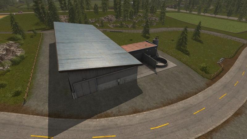 GoldCrest Valley by GFC V 1 0 FS17 - Farming Simulator 2017