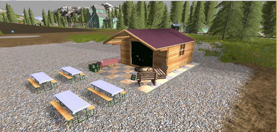 Baustelle V1 Fs 17 Farming Simulator 2017 Mod Ls 2017