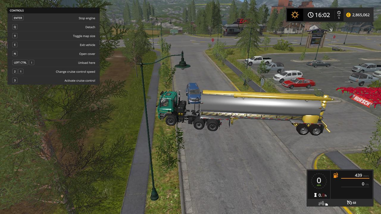 fs17 how to change fill size
