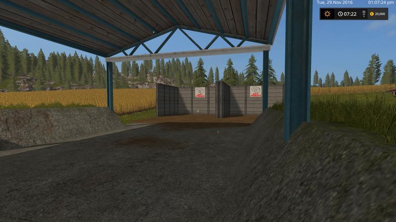 GOLDCREST VALLEY PLUS PLUS V1 6 Map - Farming Simulator 2017