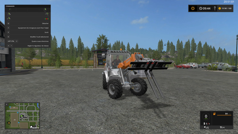 Kramer 30 8 T V 1 0 0 1 For Fs 17 Farming Simulator 2017