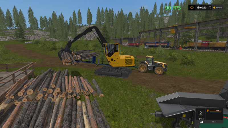 Log Customizable V 1 For Ls17 Farming Simulator 2017 Mod