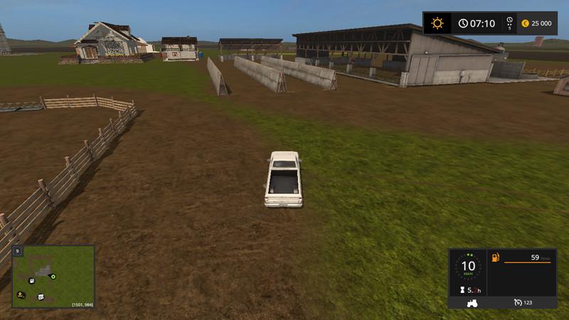 Mega culture V 12 LS 17 Farming Simulator 2017 mod LS 2017 mod