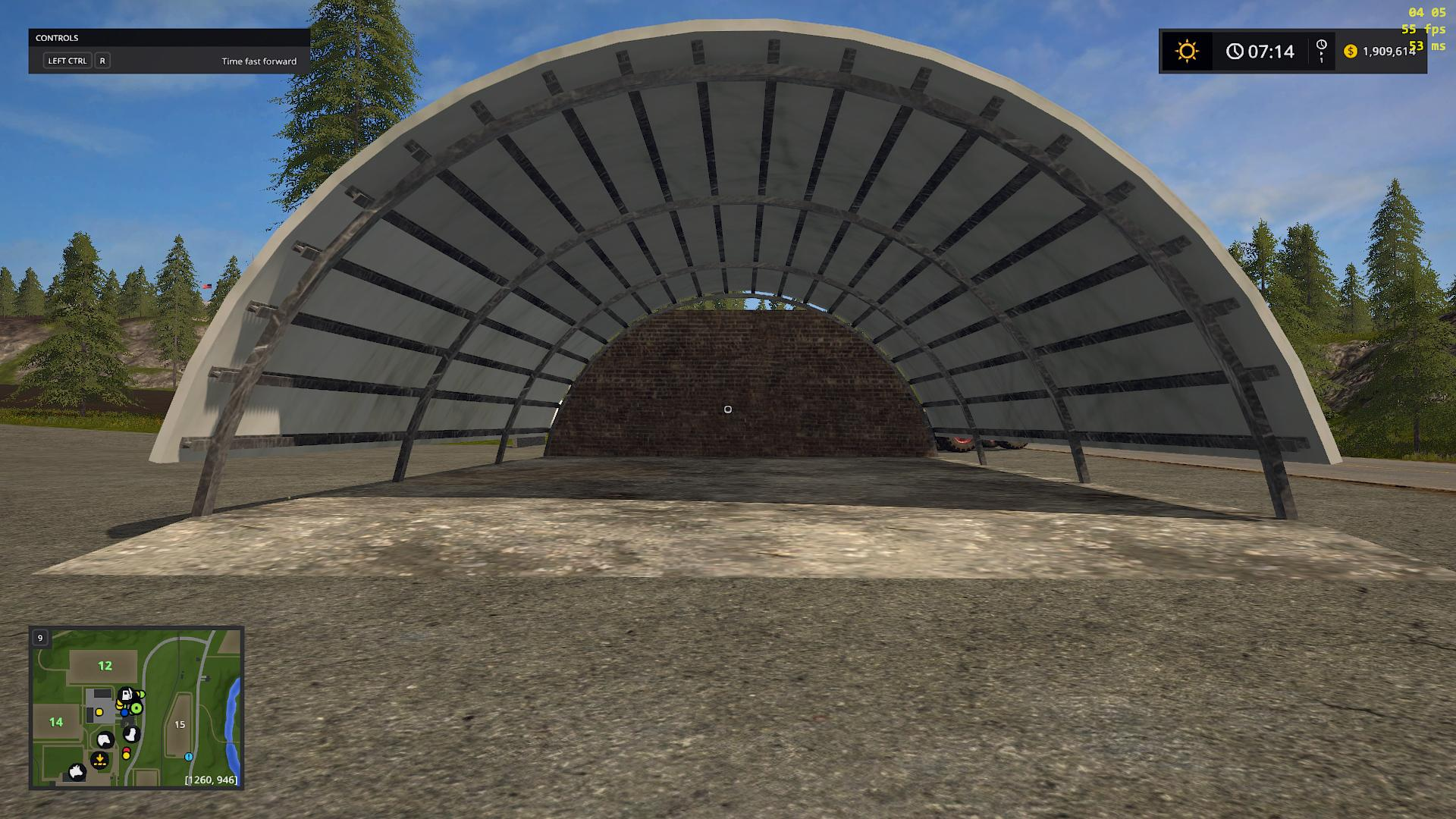 new fs 15 placeable libra v 1 0 placeable objects mod f 252 r placeable hayshed converted from fs15 v1 0 mod farming 503