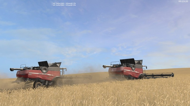 US HILL V FS Farming Simulator Mod LS - Us 17 map