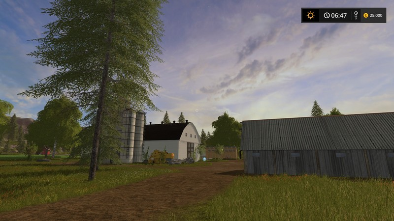 Us Valley V FS Farming Simulator Mod LS Mod - Us 17 map