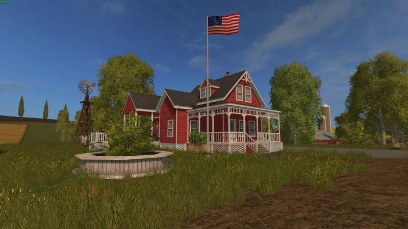 Westbridge Hills V 1207 Maps Farming Simulator 2017 mod LS