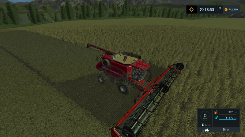 Canadian Agriculture V 120 Map Farming Simulator 2017 mod LS