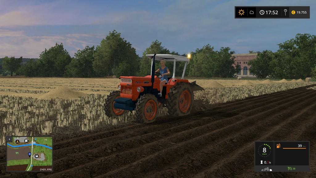 Fiat 400 500 Series V 1 0 0 0 Fs17 Ls 2017 Farming