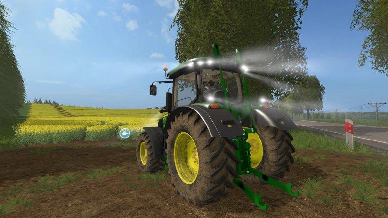 John Deere 7r Ls17 Farming Simulator 2017 Mod Ls 2017