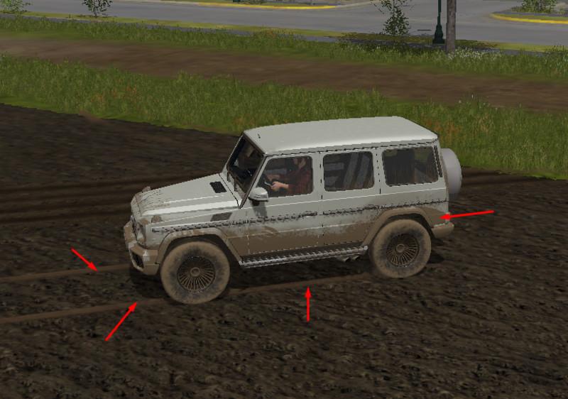 Mercedes Benz V 1 0 Ls 2017 Farming Simulator 2017 Mod