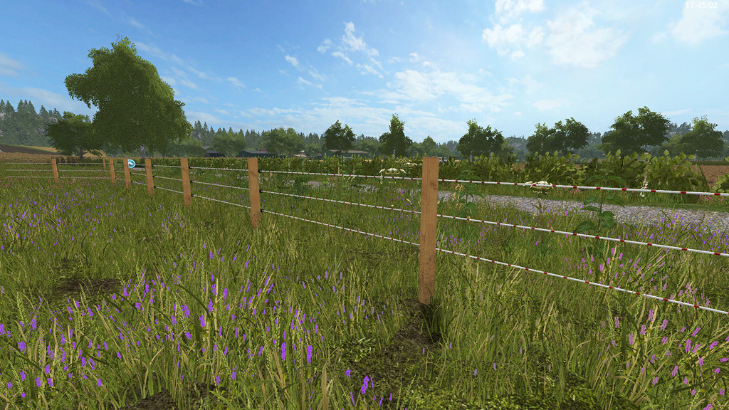 Electric Fence For Fs 17 Farming Simulator 2017 Mod Ls