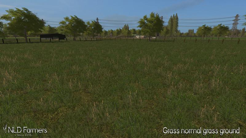 how to grow grass in farming simulator 17