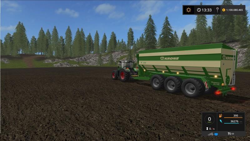 Krone Tx430 V1 0 For Fs17 Farming Simulator 2017 Mod Ls