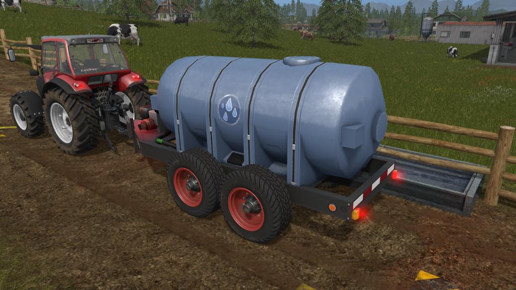 Water Tank Trailer >> Lizard Tank Pack Trailers - Farming Simulator 2017 mod, LS 2017 mod / FS 17 mod