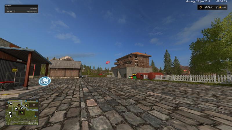 Norway V Public Beta Test For LS Farming Simulator - Norway map fs 15