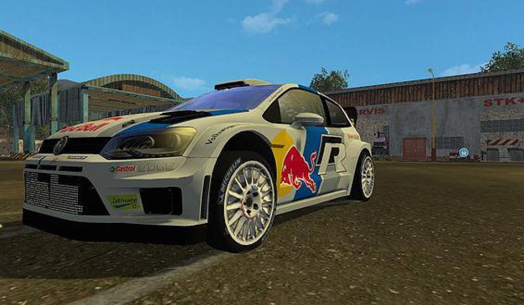 VW POLO WRC v1.0 Mod - Farming Simulator 2017 mod, LS 2017 ...