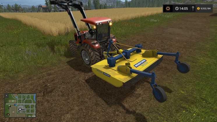Bushhog Fs 2017 Farming Simulator 2017 Mod Ls 2017 Mod