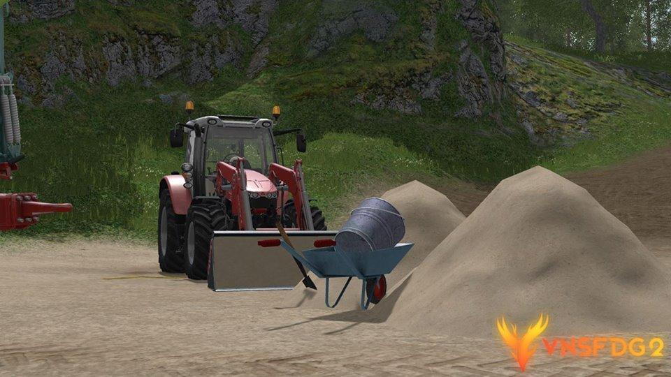 earth and sand v1 1 beta ls 17   farming simulator 2017