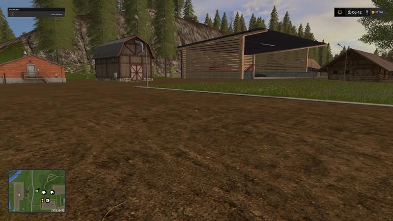 Goldcrest USA V 2 2 for FS17 - Farming Simulator 2017 mod