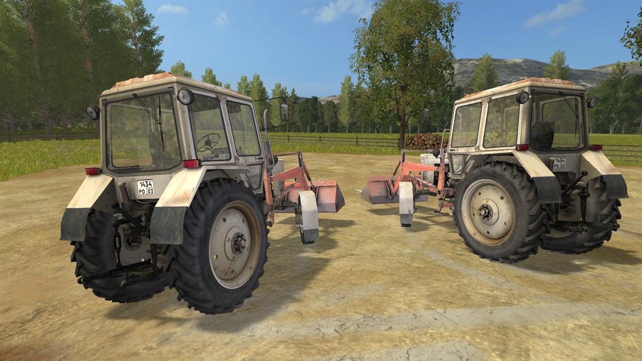 Mtz 82 Belarus Fl For Ls 17 Farming Simulator 2017 Mod