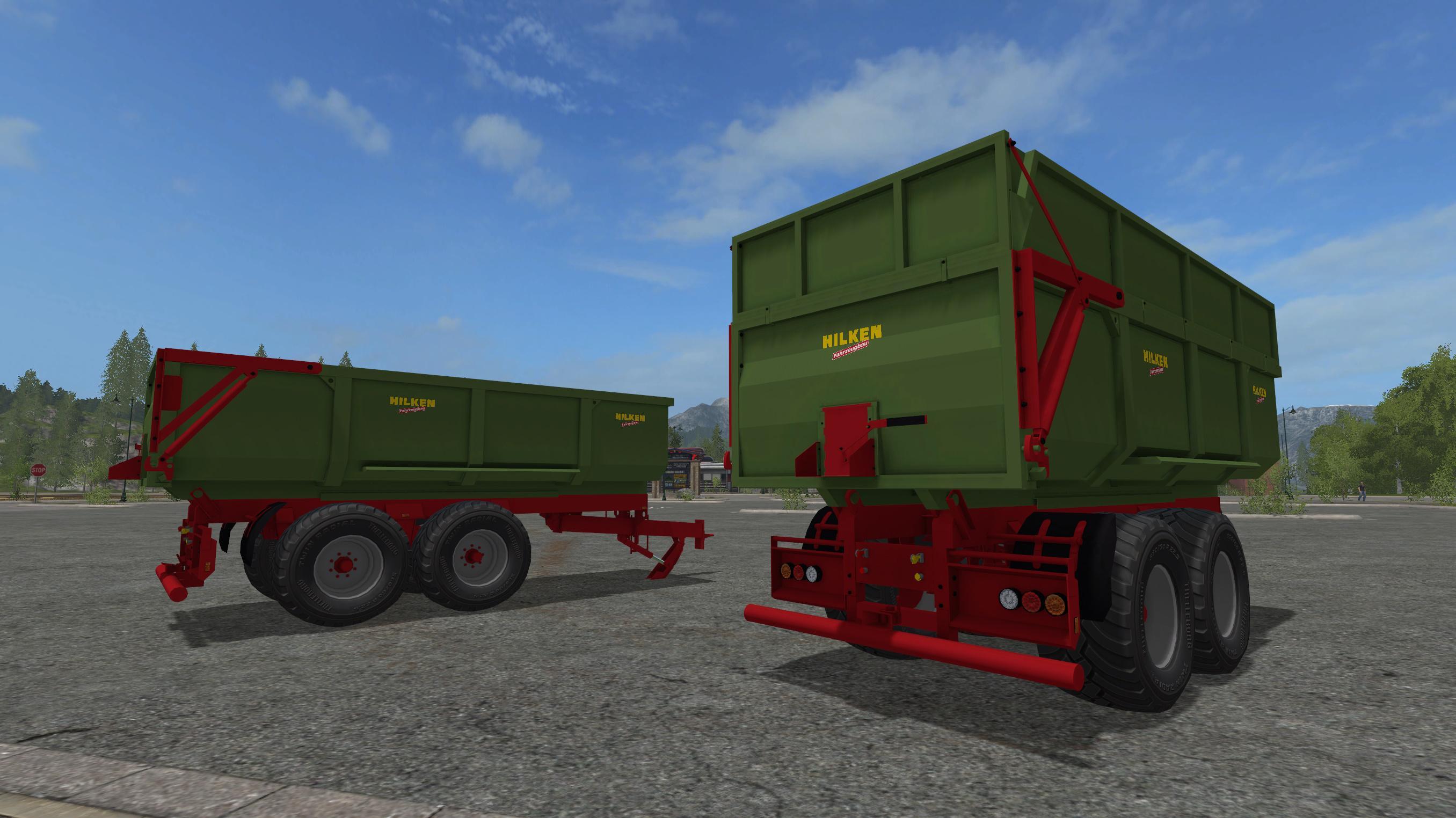 PACK HILKEN SSP6 V1.0 for FS17 - Farming Simulator 2017 ... Happy Wheels