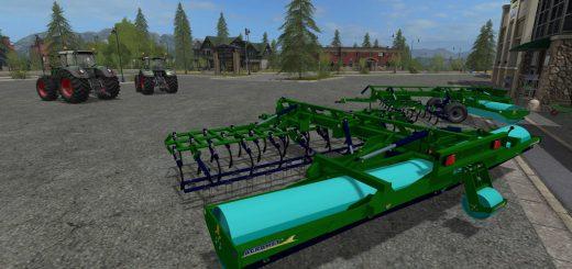 FRANQUET BISYNCHROSPIRE V1 0 for FS17 - Farming Simulator 2017 mod