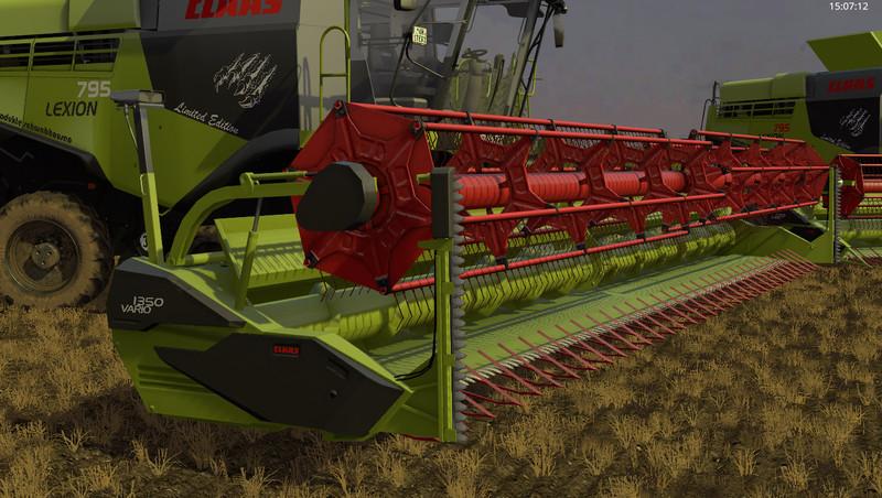 claas lexion 795 monster edition v 1 0 for fs17 farming simulator 2017 mod ls 2017 mod fs. Black Bedroom Furniture Sets. Home Design Ideas