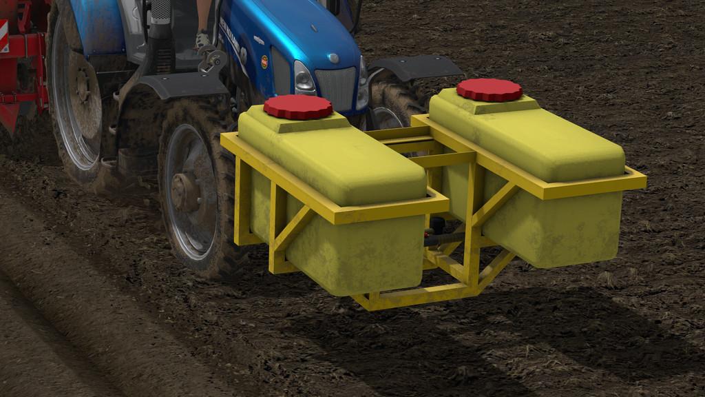 Dubex Fertilizer Tanks V 1 0 For Fs17 Farming Simulator