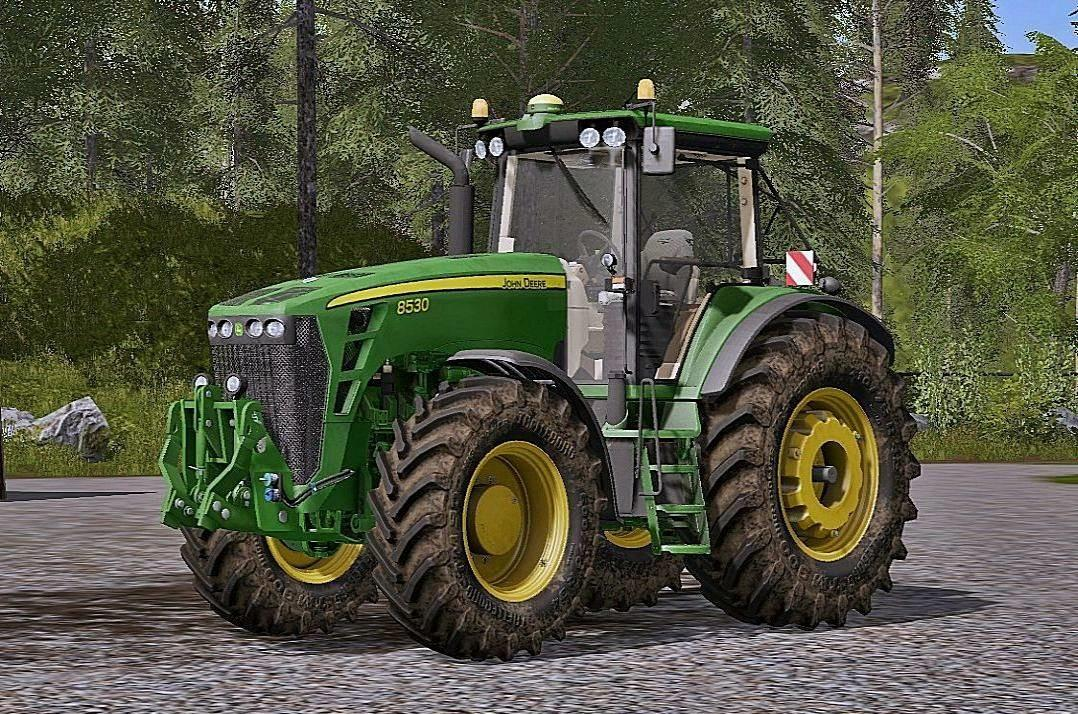 john deere 8030 series for ls17 farming simulator 2017 mod ls 2017 mod fs 17 mod. Black Bedroom Furniture Sets. Home Design Ideas