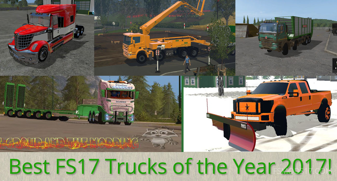 best trucks of the year 2017 for fs 2017 farming simulator 2017 mod ls 2017 mod fs 17 mod. Black Bedroom Furniture Sets. Home Design Ideas