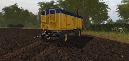 brantner z18051 xxl multiplex ls 17 farming simulator. Black Bedroom Furniture Sets. Home Design Ideas