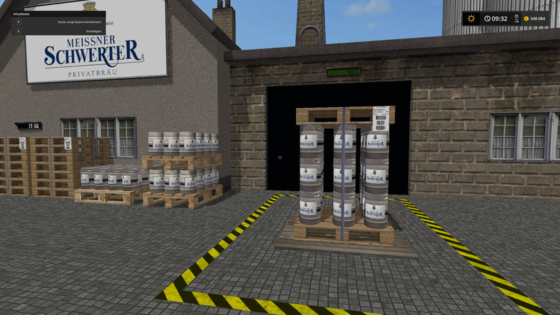 Brewery Placeable For For Fs 17 Farming Simulator 2017