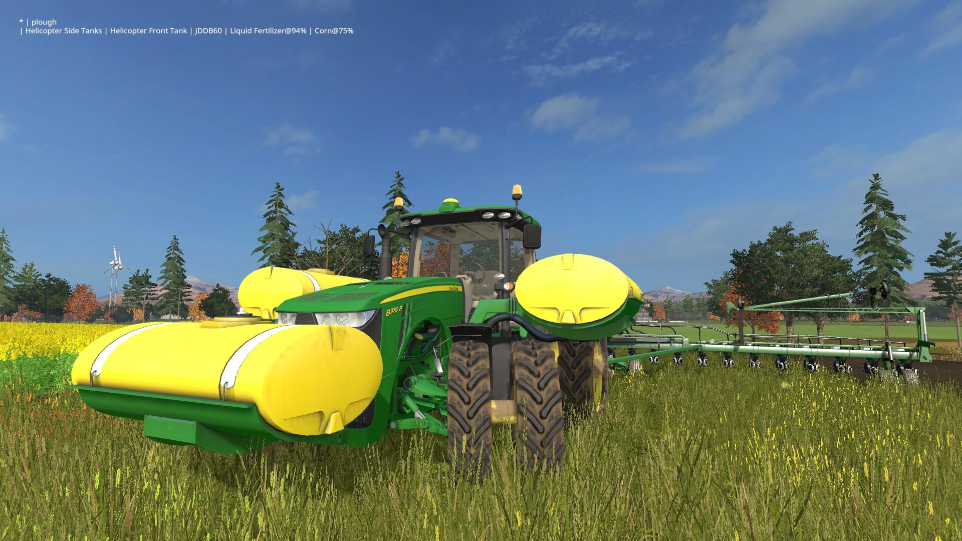 Helicopter Support Tanks V1 0 For Fs 2017 Farming