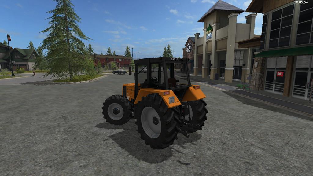 Renault 90 34 V 1 0 Ls17 Farming Simulator 2017 Mod Ls