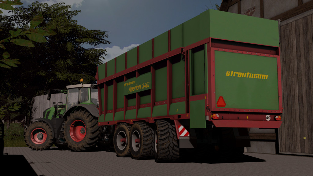 Strautmann Aperion Pack For Fs17 Farming Simulator 2017