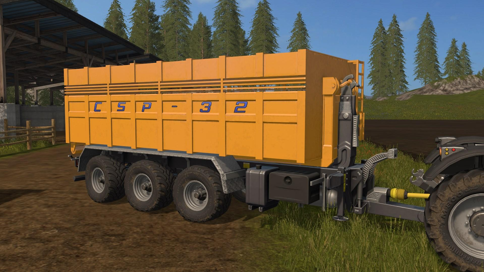 ARTMECHANIC CSP-32 V1.0 for LS 17 - Farming Simulator 2017 ...