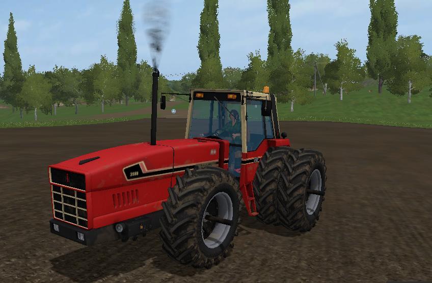 International Tractor Mods : Case ih v tractor farming simulator mod ls