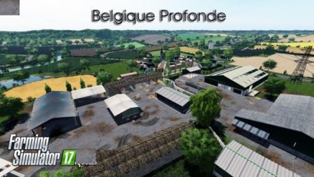 belgique profonde new v1 1 ls 17 farming simulator 2017 mod ls 2017 mod fs 17 mod. Black Bedroom Furniture Sets. Home Design Ideas