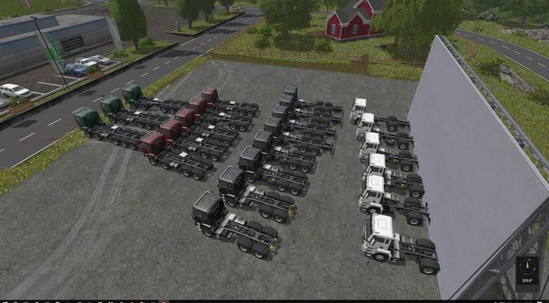 Man Chassis Pack V 1 0 0 0 Ls 17 Farming Simulator 2017