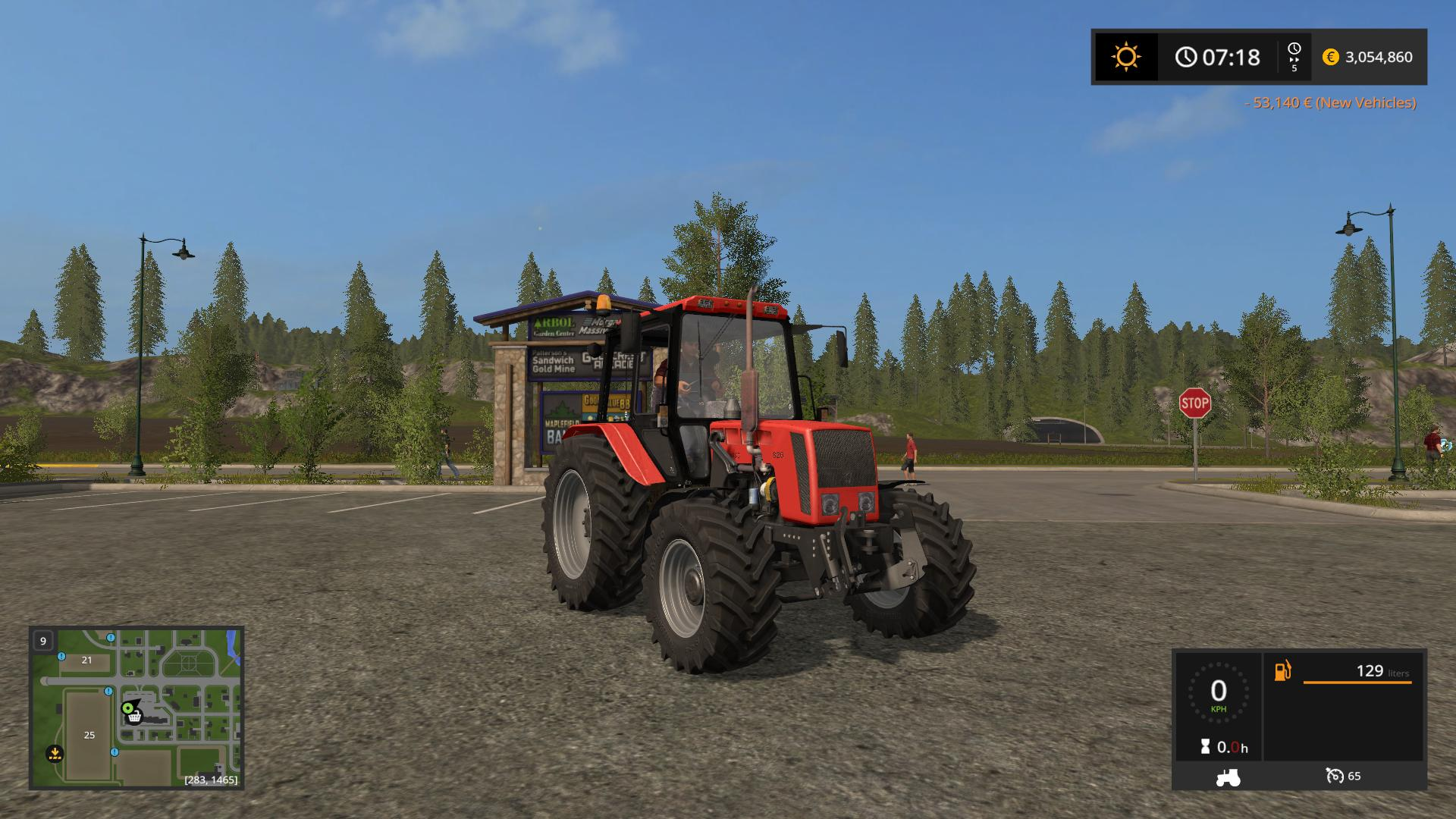 Belarus 826 Fl Bestlog V1 0 For Fs 17 Farming Simulator
