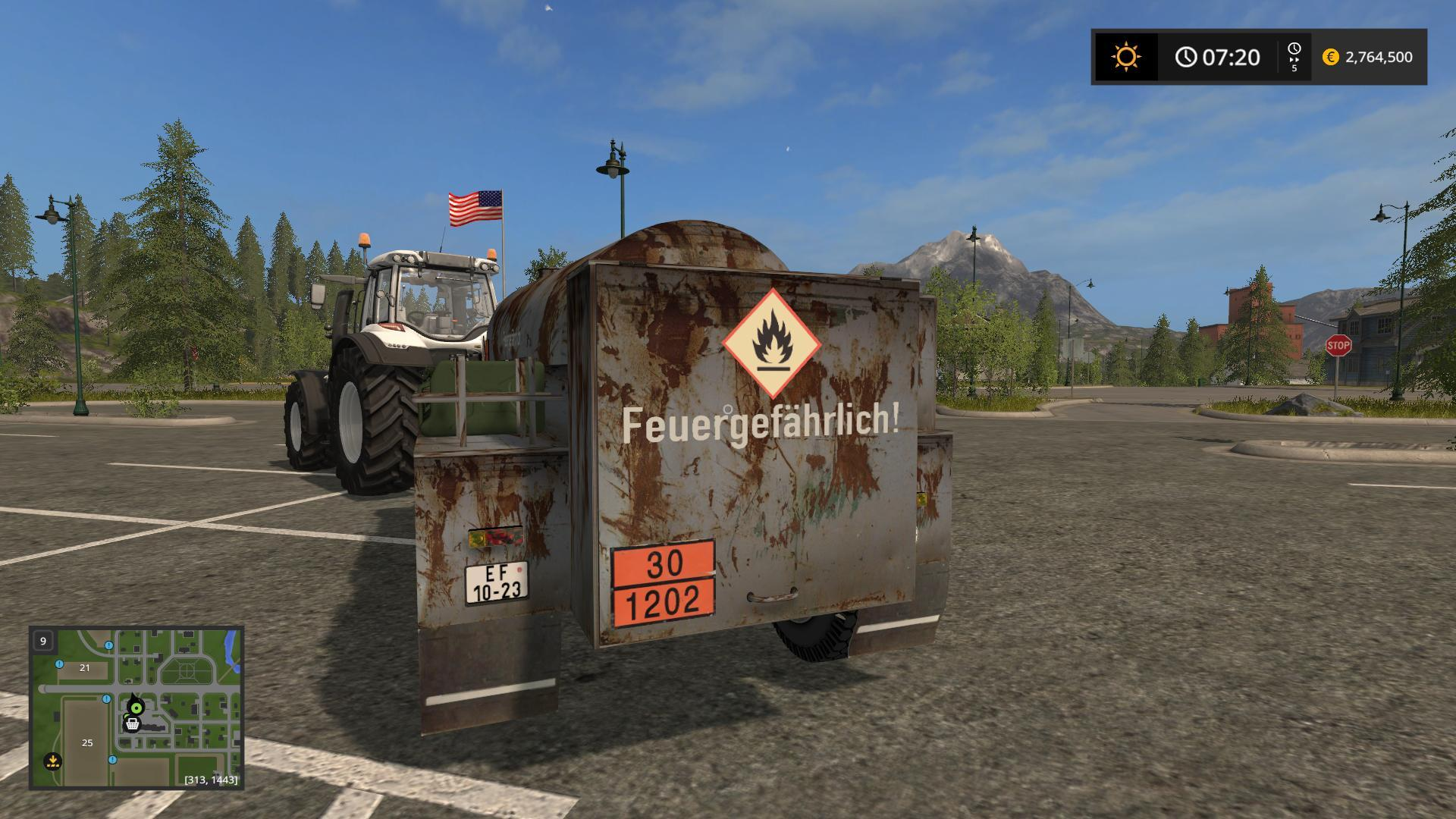 Ls17 Tankwagen