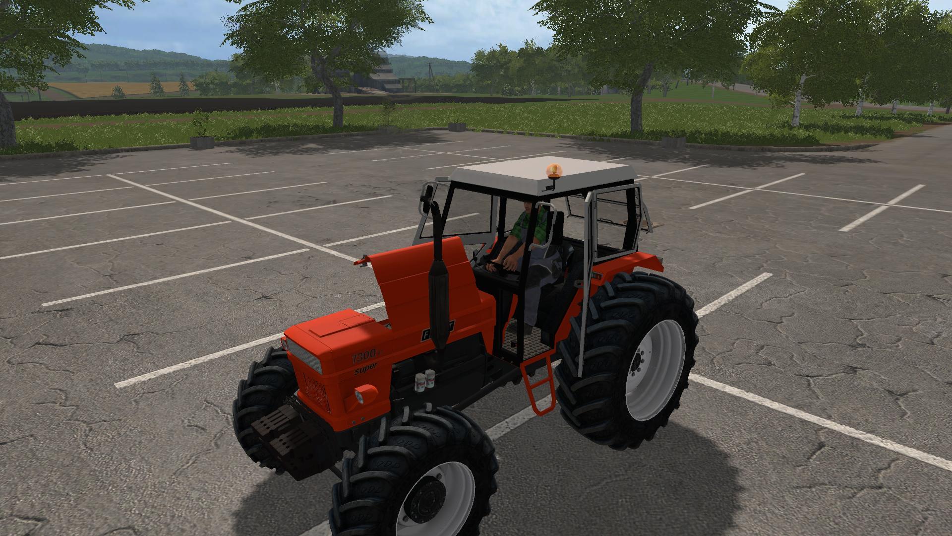 Fiat 1300 Dt Super V1 0 Fs 17 Farming Simulator 2017 Mod