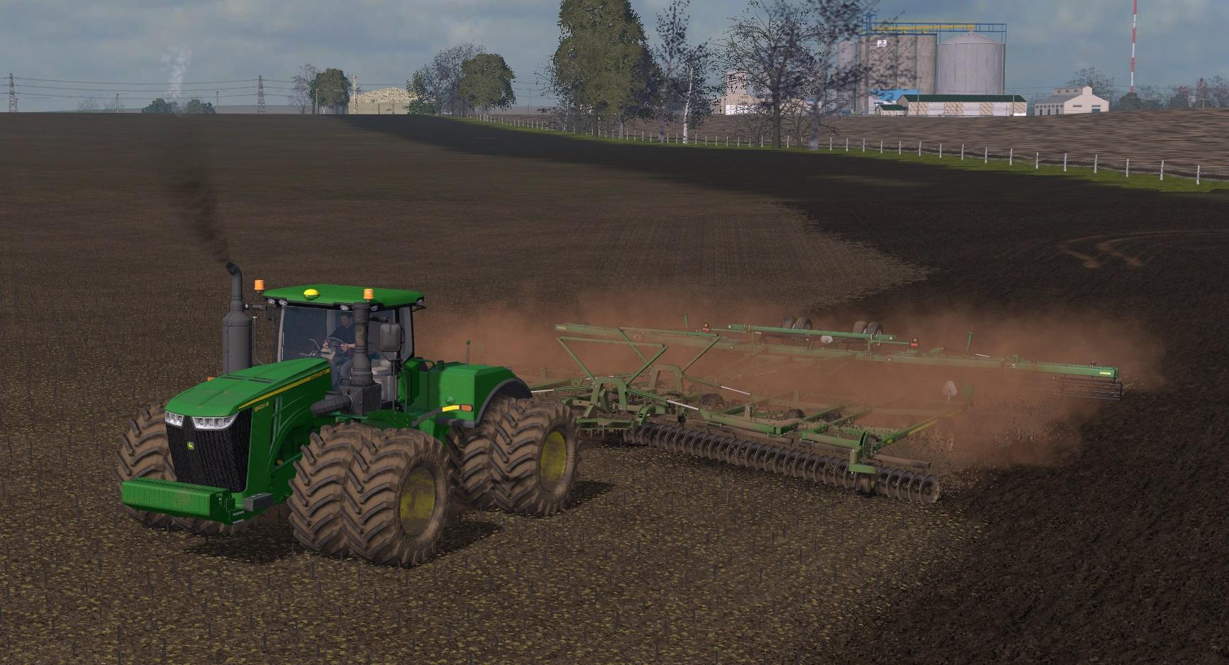 Farming Simulator 19 Mods John Deere 9r - The Best Photos Of