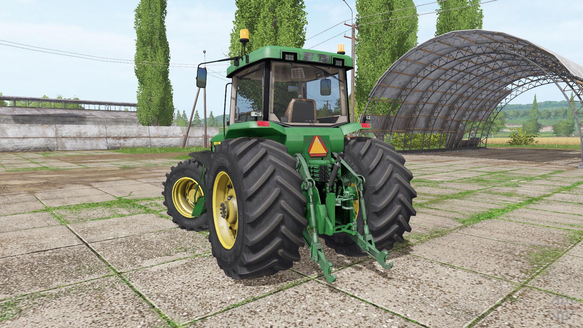 John deere 8410 v3 3 6 9 tractors farming simulator 2017 for 8410 3