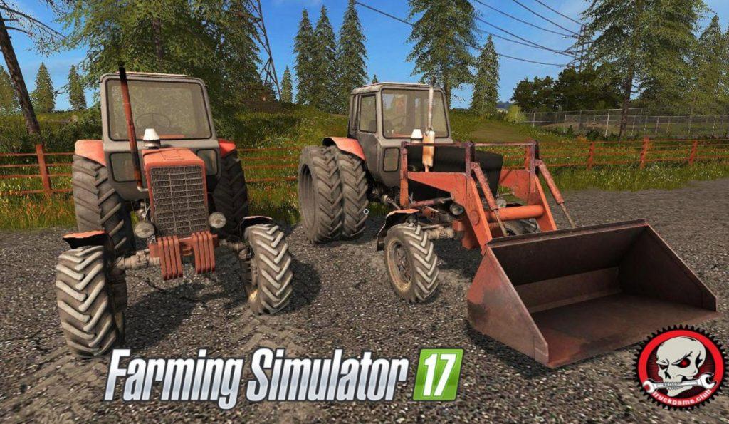 Mtz 82 V3 1 For Fs2017 Farming Simulator 2017 Mod Ls