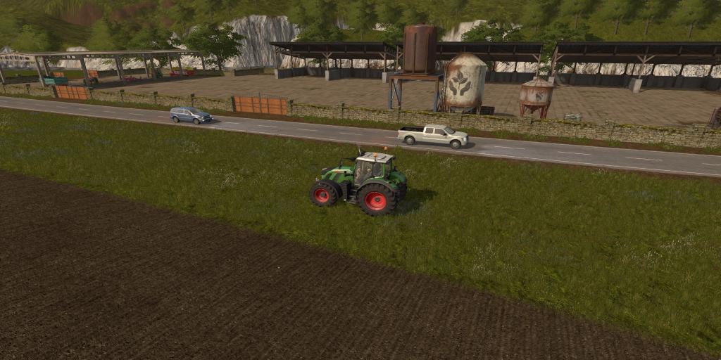 The Alps 18 Beta for FS 17 - Farming Simulator 2017 mod, LS