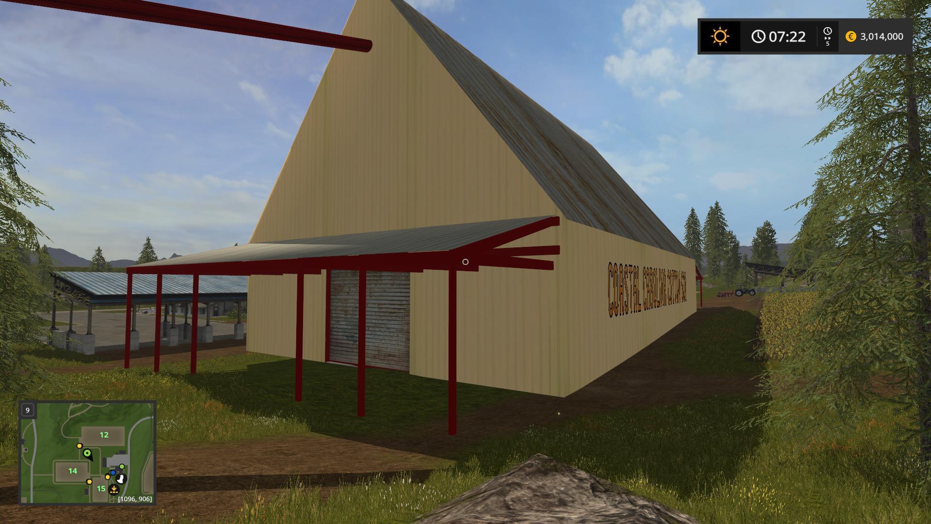 Cotton gin placeable buildings v1 0 ls 17 farming for House building simulator online