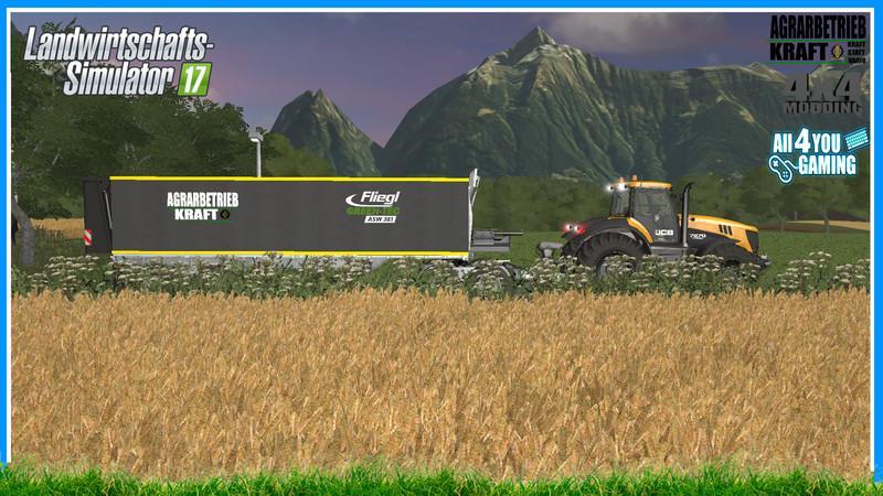 Fliegl ASW v1 0 0 0 Trailers - Farming Simulator 2017 mod, LS 2017